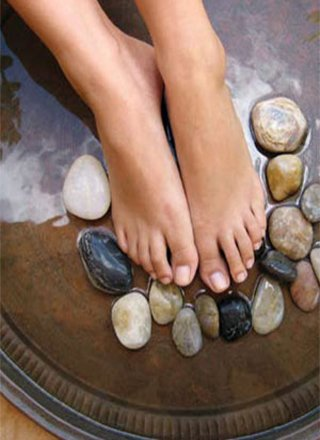 Feet First by Sue Davies
